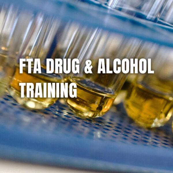 FTA Drug and Alcohol Training