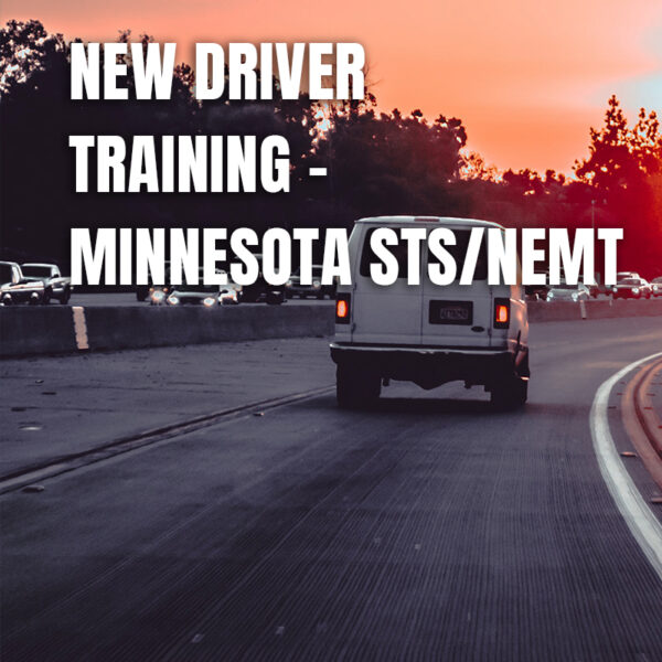 New Driver Wheelchair-Certified Training (STS/NEMT) REQUIRED for Minnesota Special Transportation Services