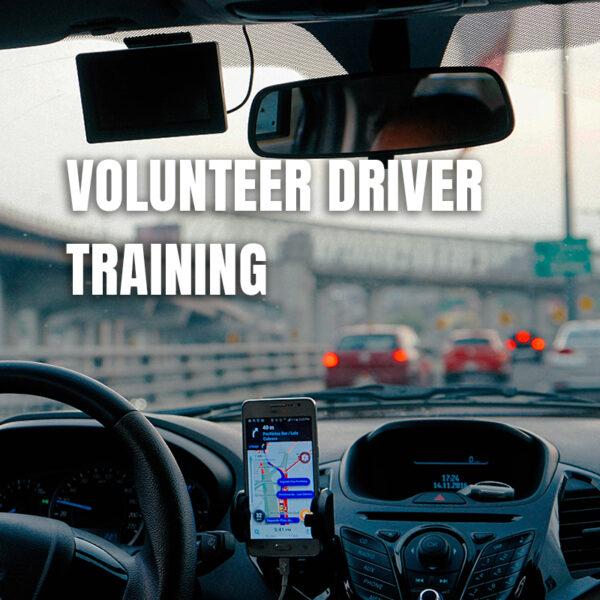 Volunteer Driver Training